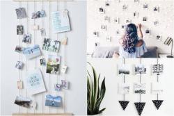 Tips Menata Foto Polaroid di Dinding Kosan Biar Makin Artistik