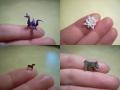 Walau Seukuran Ujung Jari, Origami Karya Seniman Jerman Ini Detail Banget