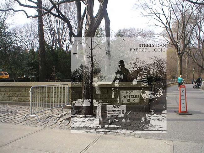 Musisi Steely Dan yang menjadikan jalanan 2nd Street and Fifth Avenue sebagai cover album, kini tempatnya jadi makin bersih.