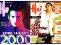 Sederet Aktor Ganteng Tanah Air yang Pernah Jadi Cover Boy Majalah