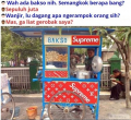 Meme Plesetan Produk Supreme ala Indonesia Ini Kocak Abis