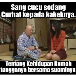 Bikin Ngakak, Inilah 10 Meme Parodi Cuplikan Aksi Kakek Sugiono alias Kakek Legend