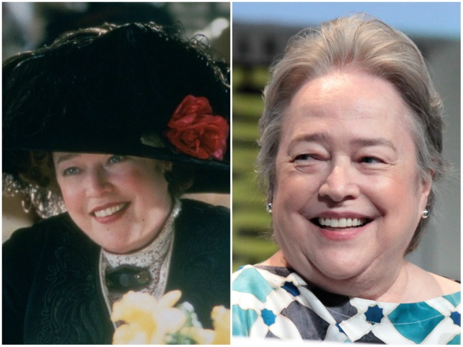 Masih ingat nggak kalian sama sosok Molly Brown, bangsawan dan sosialita di Titanic?. Pemerannya adalah Kathy Bates.