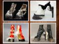 High Heels yang Terbuat dari Kaki Hewan, Berani Pakai?