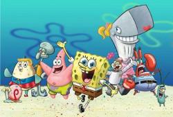 10 Kata Mutiara dari Para Tokoh Animasi Spongebob Squarepants