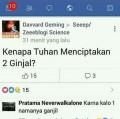 10 Jawaban Status Paling Ngawur di Facebook, Asli Ngeselin !