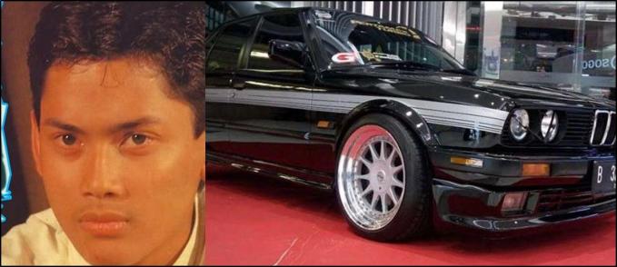 Old but hold, anak 80-90 an pasti Udah nggak asing lagi dengan mobil BMW yang digunakan oleh si Boy.