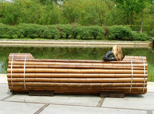 Cocok dipasang di taman rumah untuk bersantai bareng keluarga gengs.