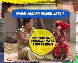 7 Curhatan Ibu-Ibu yang Paling Sering Diomongin Tentang Suaminya