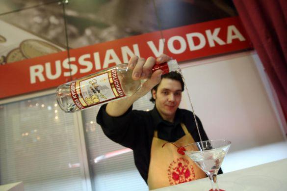 Dan di Rusia rata-rata konsumsi alkohol per tahun mencapai 13.7 liter per orang. Sedangkan untuk rokok mencapai 2.690 batang per tahun.