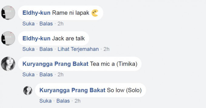 Jakarta, Timika, Solo ada semua Pulsker nggak usah khawatir.