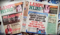 8 Judul Berita Paling Gokil Koran Lampu Hijau yang Bikin Ngakak