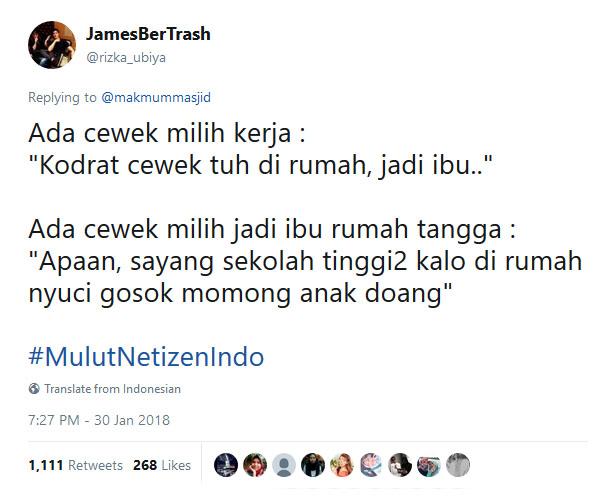 Netizen maha benar dan nggak pernah salah :6