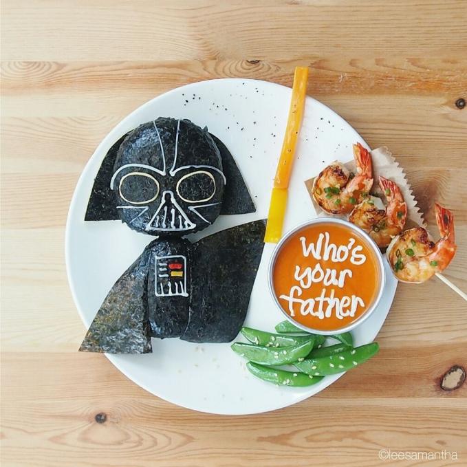 Tenang, sosok Dart Vadernya nggak seseram yang dibayangin kok.