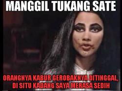 8 Meme Hantu Indonesia yang Isinya Gagal Seram
