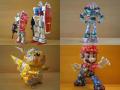 Kreasi Action Figure Keren dari Kaleng Bekas Karya Seniman Jepang