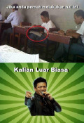 Kumpulan Meme Tentang Ulangan yang Bikin Jamu Mengangguk Setuju
