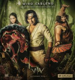 7 Poster Parodi Film Wiro Sableng, Jadi Sableng Juga Deh Ngeliatnya !