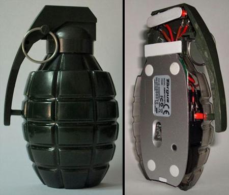 Ada juga yang berbentuk seperti granat nanas kalau diliat dari atas.