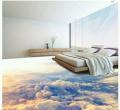 8 Inspirasi Desain Lantai 3-Dimensi yang Bikin Rumah Makin Kece