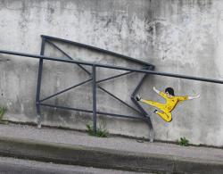 10 Karya Seniman Jalanan yang Sederhana Tapi Patut Diapresiasi