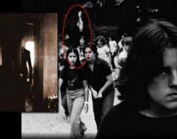 10 Penampakan Hantu yang Ingin Eksis di Depan Kamera. Bikin Merinding!