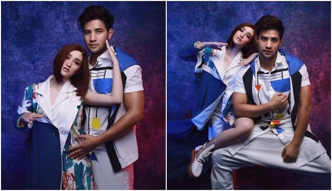Amar Zoni dan Ranty maria kalau memakai baju seperi ini masih kelihatan kaya anak SMA kan?