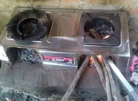 Cara masak modern tanpa meninggalkan kearifan lokal.