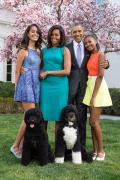 Potret Mantan Presiden Amerika Bersama Hewan Kesayangannya, Kompak Banget Ya?