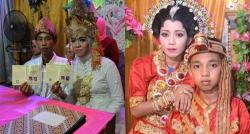 3 Pernikahan Usia Belia Yang Pernah Terjadi Di Indonesia