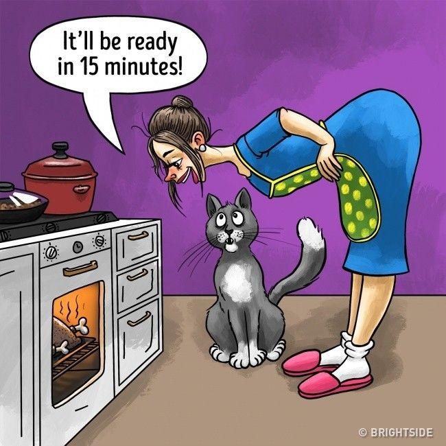 Tanpa menyentuhpun ibu bisa tahu kalau masakan ini akan siap. hebat kan?