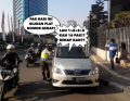 Peraturan Ganjil-Genap Diberlakukan, Begini Reaksi Kocak Netizen Lewat Meme