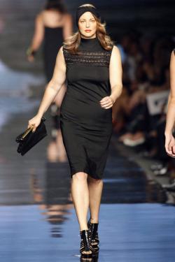 Sangat Inspiratif.6 Model Fashion Berbadan Gendut Ini Buktikan Bahwa Gendut Bukanlah Sebuah Kekurangan