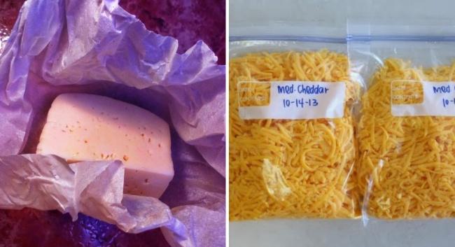Keju Siapa yang tak suka makanan satu ini. cara menyimpannya yaitu dengan cara membungkusnya dengan kertas alumunium