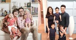 6 Selebriti Ini Mempunyai Anak Kembar Yang Ngegemesin
