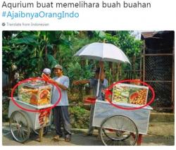 10 Cuitan #ajaibnyaorangIndonesia yang Bikin Kamu Manggut-manggut Setuju