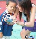 7 Ekspresi Kepolosan Anak-anak Saat Difoto