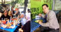 Sederhana Banget .. 9 Seleb Indonesia Ini Doyan Nongkrong Di Warteg
