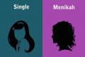 Jadi Mikir. 9 Ilustrasi yang Gambarin Perbandingan Masih Single dan Sudah Menikah. Bener 1000 Persen