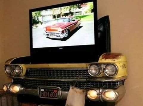 Buffet Televisi
