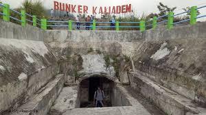 Misteri Bunker Kaliadem Bunker ini dulu dijadikan sebagai tempat perlidungan dari lahar panas gunung Merapi, dan pernah ada 2 orang tewas di tempat ini saat terjadi erupsi gunung Merapi. Anehnya hampir setiap sore terdengar suara tangisan dari dalam bunker, ditambah kondisi bunker yang kelhatan seram membuat halusinasi tambah menjadi.