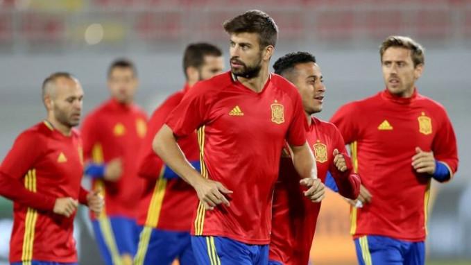 Timnas Spanyol La Furia Roja menjadi timnas dengan nilaipasar tertinggi kedua dengan nilainya sebesar Rp 16,9 trilliun