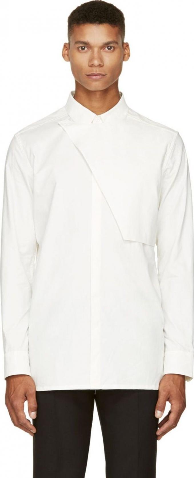 Minimalis Modern Memang akhir - akhir ini semua yang berhubungan dengan minimalis lagi tren - trennya, baju kokopun punya model minimalis lho.