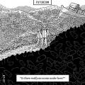 Menakjubkan Sekaligus Mengerikan, 10 Ilustrasi yang Menggambarkan Masa Depan
