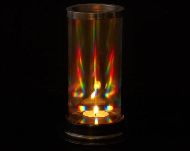 Dijamin deh kalau lilinnya seperti ini bikin suasana makin romantis bareng pasangan.