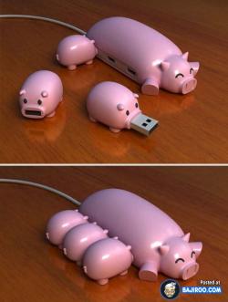 Dari Unyu sampai Keren, Ini 7 USB-Port yang Layak Kamu Miliki