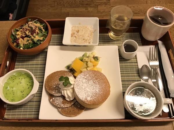 Makanan rumah sakit yang tampilannya setara restoran bintang 5.