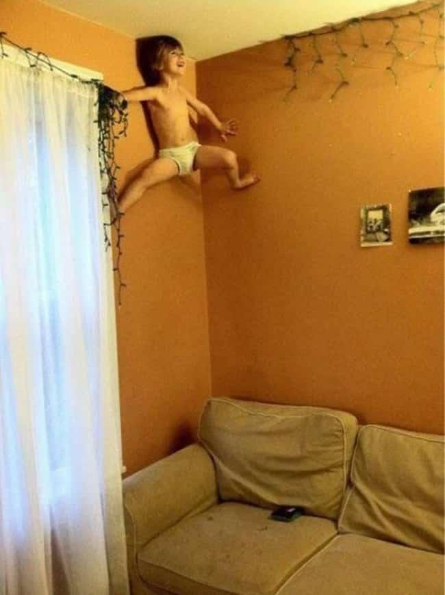 Saat dewasa, pasti ingin kado spiderman.