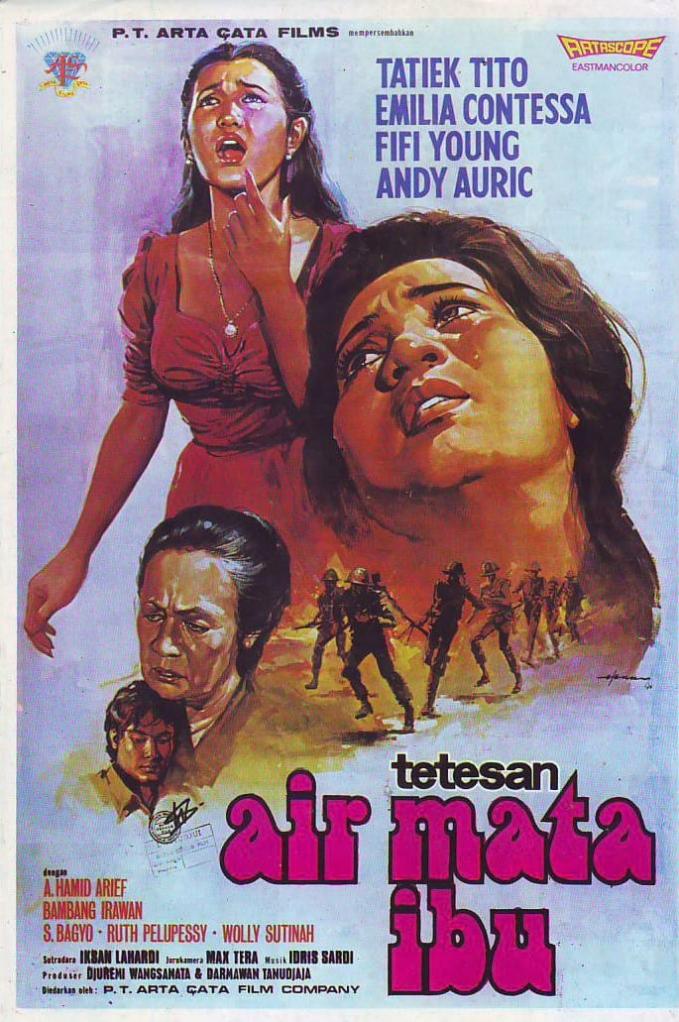 Fifi Young dulu aktris yang booming banget Pulsker dalam film-film Indonesia di masa jayanya.