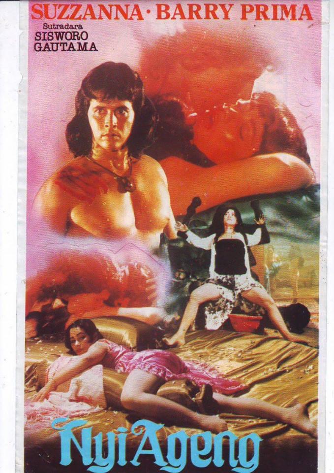 Nggak afdol rasanya kalau nyebu filmhoror Indonesia tanpa menyebut nama Suzanna dan Barry Prima.